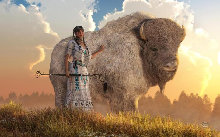 white_buffalo_calf_woman_by_deskridge_da0o8ns-fullview
