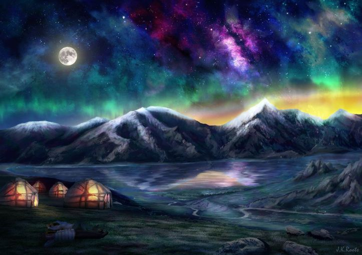 starry_night_at_song_kol_by_jkroots_de5p3gd-fullview